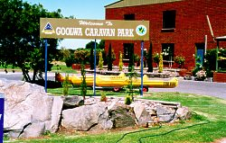 Goolwa Caravan Park - Casino Accommodation