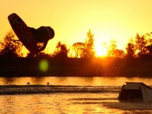 Bonney's WA Water Ski Park - Casino Accommodation