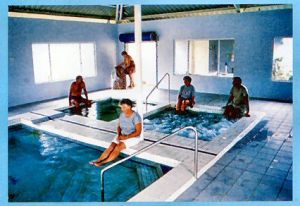 Innot Hot Springs Leisure  Health Park - Casino Accommodation