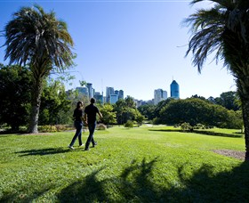 City Botanic Gardens - Casino Accommodation