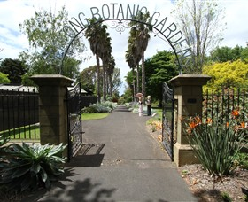 Friends of Geelong Botanic Gardens - Casino Accommodation