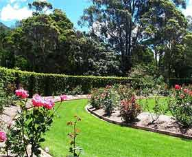 Wollongong Botanic Garden - Casino Accommodation