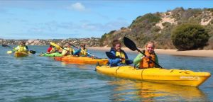 Canoe the Coorong - Casino Accommodation