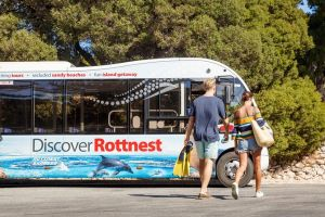 Rottnest Island Tour from Perth or Fremantle including Bus Tour - Casino Accommodation