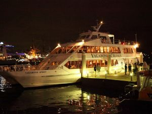 Halloween Party Cruise - Casino Accommodation