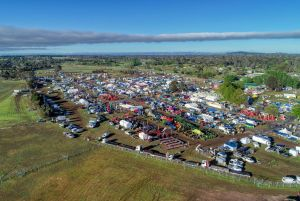 Murrumbateman Field Days - Casino Accommodation
