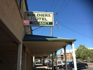 Soldiers Motel - Casino Accommodation